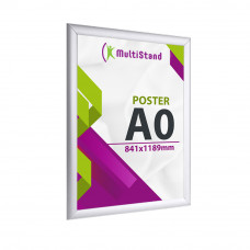 Клик-рамки для постеров А0