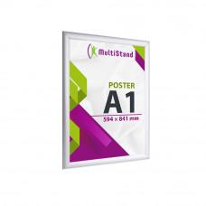 Клик-рамки для постеров А1
