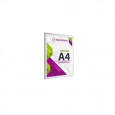Клик-рамки для постеров А4
