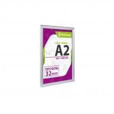 Клик-рамки для постеров А2 (32мм)