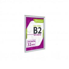 Клик-рамки для постеров B2 (32мм)