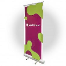Мобильный стенд ролл-ап Optimum 80x200 см