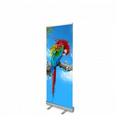 Мобильный стенд ролл-ап Standart 60x160 см