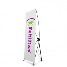 Мобильный стенд X-баннер Premium 60x160 см